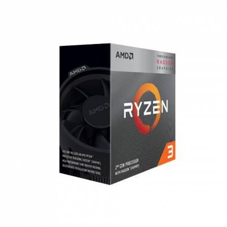 AMD RYZEN 3 - 2200G VEGA8