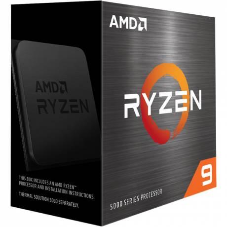 AMD RYZEN 9 - 5950X (3.4/4.9G) 16/32 w/o fan