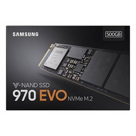 Samsung 970EVO PLUS - 500GB M2.NVME